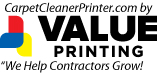 Carpet Cleaner Printer